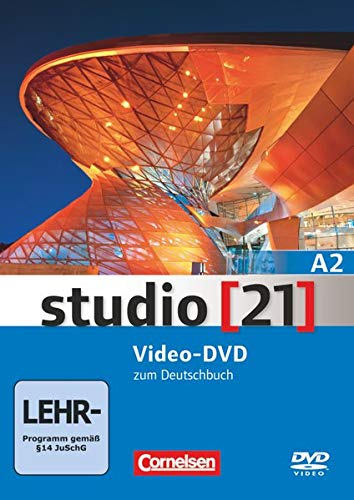 Studio21 A2 DVD: Video-DVD A2
