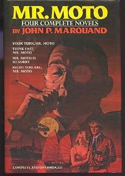 Mr Moto: 4 Complete Novels 0517421844 Book Cover