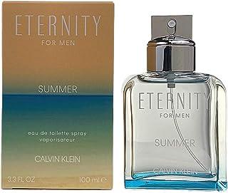 Calvin Klein Eternity Summer Edition Eau De Toilette for Him, 3.3 Fl Oz
