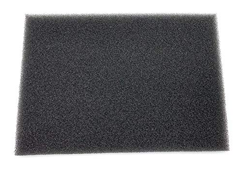 Filter für AEG Electrolux LTHWP 1123156000 Trockner Wärmepumpentrockner | 225 x 160 mm | Schwammfilter Filtermatte Kondenstrockner | 100% Made in Germany Sponge Staub