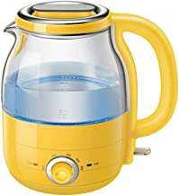 Glass Jug Household Electric Kettle Insulation One Glass Kettle Electric Tea Kettle Large Capacity Quick Boil Tea Kettle, ...
