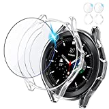 [2+2Pack] Goton for Samsung Galaxy Watch 4 Classic 46mm...