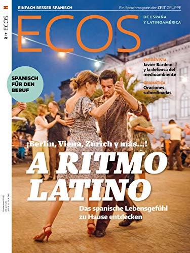 """Ecos - Spanisch lernen 9/2020 \""""A ritmo Latino\"""""""