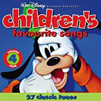 Vol. 4-Childrens Favourite Songs