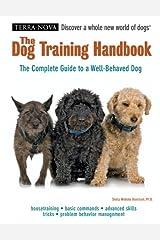 The Dog Training Handbook (Terra-Nova) Kindle Edition