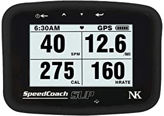NK Sports SpeedCoach SUP 2 with Training Pack, Black, No Bumper