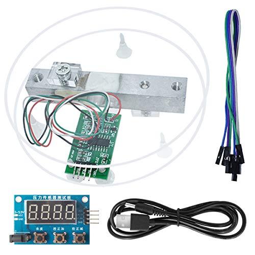 Youmile HX711 Kit de módulo de sensor de peso Módulo de celda...