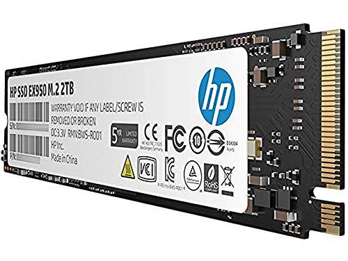 HP SSD EX950 2TB M.2 NVMe