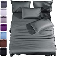 1 Flat Sheet Wrinkle Black 1 Deep Pocket Fitted Sheet Chvonttow 3 Piece Satin Sheets Twin Size Luxury Silky Satin Bed Sheets Set 1 Pillowcases Fade Stain Resistant