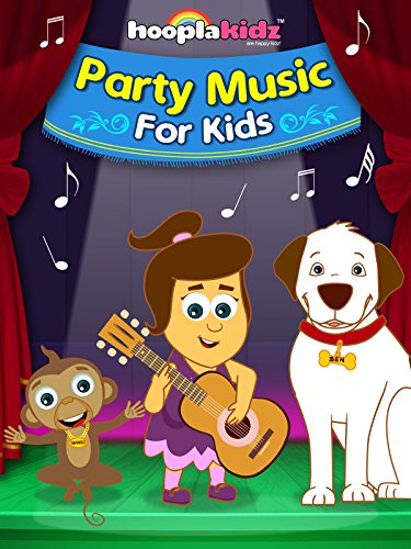Party Music for Kids by HooplaKidz