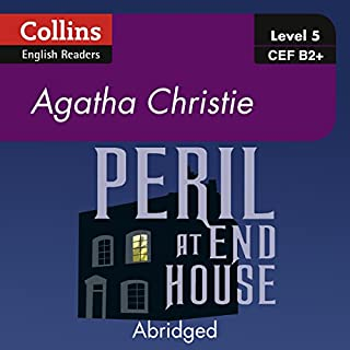 Peril at End House cover art