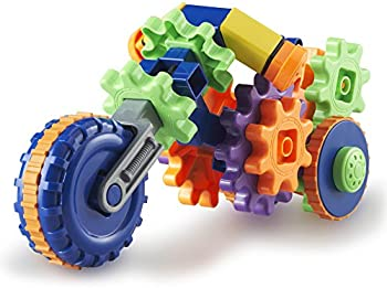 Learning Resources Gears! Gears! Gears! Cycle Gears Building Kit