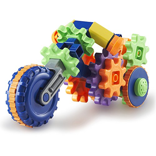 Learning Resources Gears! Gears! Gears! Cycle Gears 30 Piece Construction Set Now $7.49 (Was $14.99)