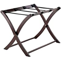 Winsome Wood Scarlett Cappuccino Luggage Rack