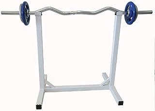 Suporte para Barra de Musculação Academia Natural Fitness