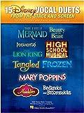 15 Disney Vocal Duets From Stage And Screen. Partituras para Voz(Dueto), Acompañamiento de Piano