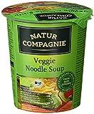 Natur Compagnie Vaso Noodle Verduras con Espirales Bio - 50 gr