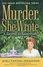A Slaying in Savannah (Murder She Wrote)
