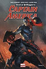 Captain America - Steve Rogers T03 de Javier Pina