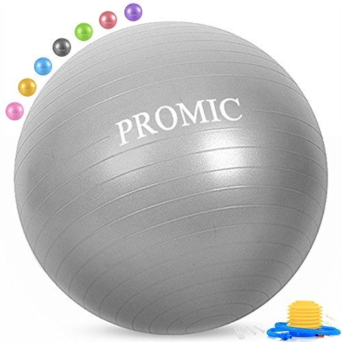 Image of PROMIC Exercise Ball...: Bestviewsreviews
