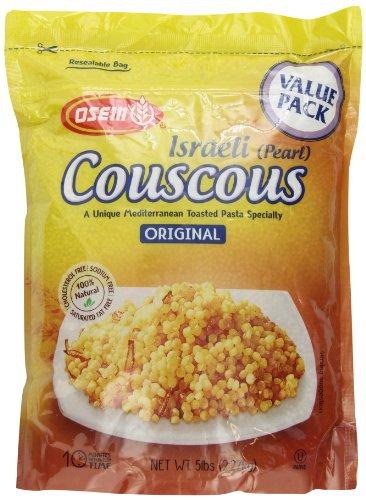 The Original Israeli Couscous