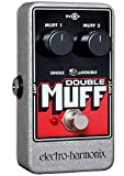 electro-harmonix 68327401111 0 - Pedal de distorsión para guitarra, color plateado