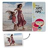 Fotoprix Puzzle Personalizado con Foto para el día de la Madre   Regalo Original (Madre 5)