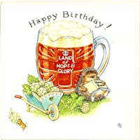グリーティングカード HAPPY BIRTHDAY PCII 0085