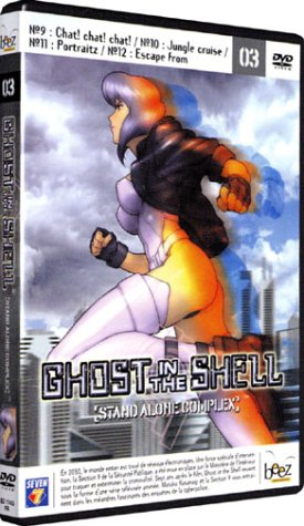 Ghost in The Shell : Stand Alone Complex, vol.3