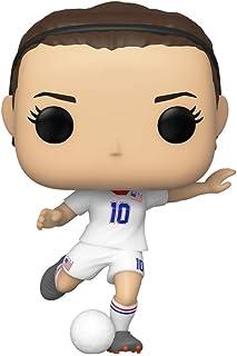 Funko Pop! Sports: El equipo de fútbol femenino de Estados Unidos - Carli Lloyd, multicolor (49137)