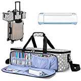 Best Die Cutting Machines - Luxja Carrying Bag Compatible with Cricut Die-Cutting Machine Review