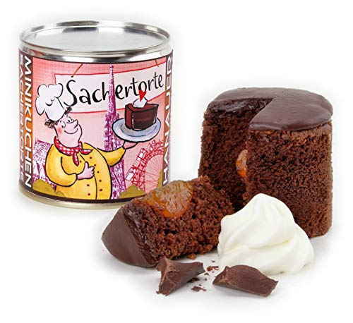 Hanauer Mini Sachertorte, 1er Pack (1 x 150 g)