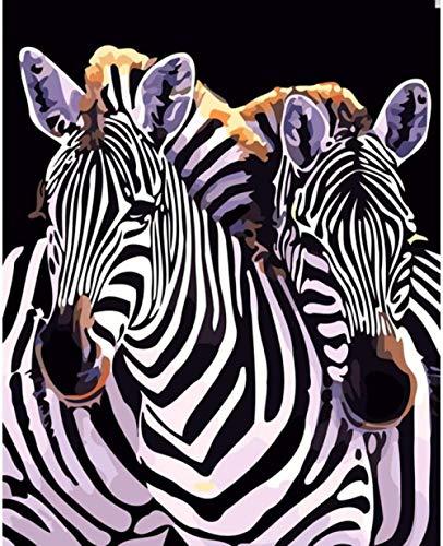 Legpuzzels 1000 tabletten Zebra knuffel Adolescent Intellectueel Educatief Spel Stress Reliever Verjaardagscadeau Speelgoed Gepersonaliseerde Moderne Kunstdecoratie 70x50cm