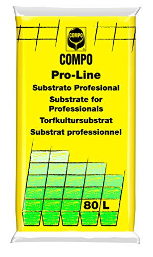 Compo Substratos y turbas Green, 80 l