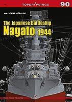 The Japanese Battleship Nagato 1944 (Topdrawings)