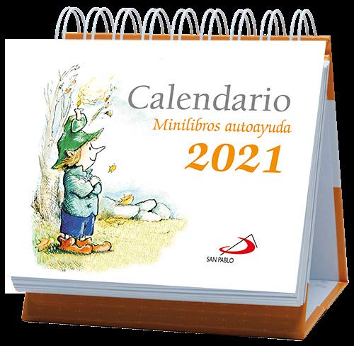Calendario de mesa Minilibros autoayuda 2021 (Calendarios y Agendas)
