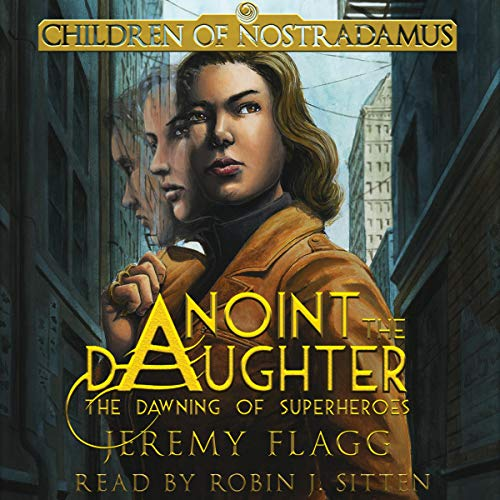 Anoint the Daughter cover art