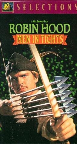 Robin Hood - Men in Tights [VHS]