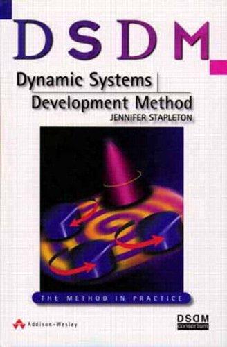 Download DSDM: A framework for business centered development 0201178893