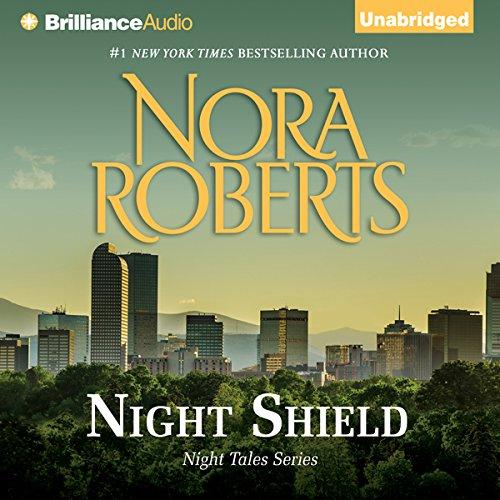 Night Shield audiobook cover art