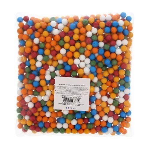 Hamlet - Kauwgomballen Medium - 4x 2,5kg