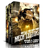 Mech Legions: The Complete Trilogy - Box Set (English Edition)
