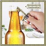 Minterest 50 Stück Gastgeschenke Hochzeit, Vintage Bronze Schlüssel Flaschenöffner, Durchsichtige Tasche, Geschenkanhänger aus Braunem Kraftpapier, Bindfäden aus Natürlicher Jute - 4
