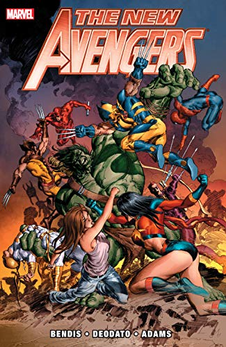 New Avengers By Brian Michael Bendis Vol. 3 (New Avengers (2010-2012)) (English Edition)