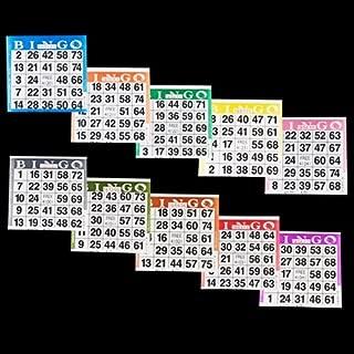 Best 1 10 bingo Reviews