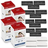 Canon KP-108IN Color Ink and Paper Set Includes Total of 432 Sheets and 12 Ink Cartridges