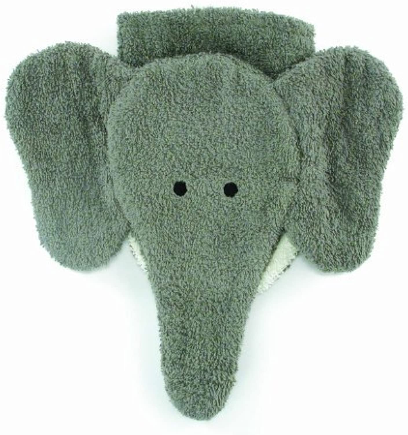 Washcloth Hand Puppet Elephant By Furnis Large by Furnis