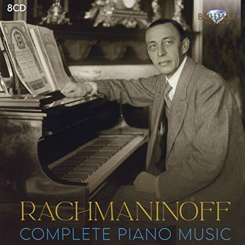 Rachmaninoff:Complete Piano Music