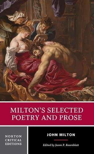 Milton′s Selected Poetry and Prose (NCE)