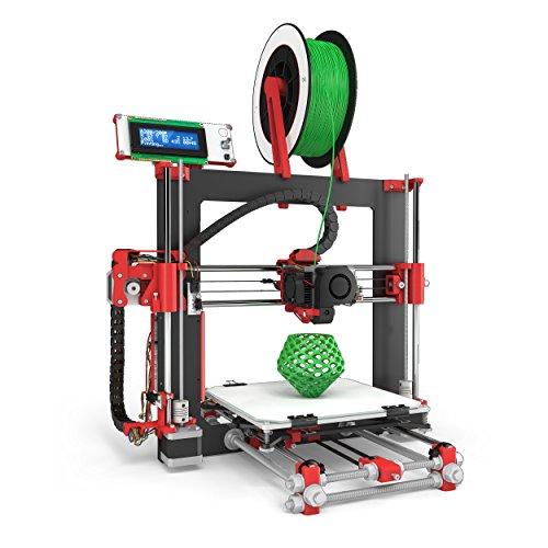 BQ Hephestos - DIY Impresora 3D (resolución hasta 300 micras, velocidad...